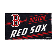 Evergreen Boston Red Sox Coir Punch Mat