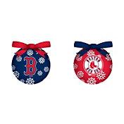 Evergreen Enterprises Boston Red Sox LED Ornament Set