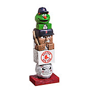 Evergreen Boston Red Sox Tiki Totem