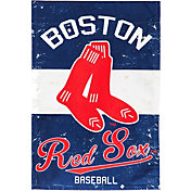 Evergreen Boston Red Sox Vintage Garden Flag