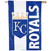 Evergreen Kansas City Royals Embellish House Flag