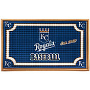 Evergreen Kansas City Royals Embossed Door Mat