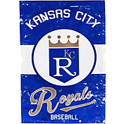 Evergreen Kansas City Royals Vintage Garden Flag