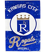 Evergreen Kansas City Royals Vintage House Flag