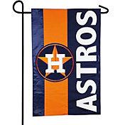 Evergreen Houston Astros Embellish Garden Flag