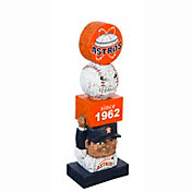 Evergreen Houston Astros Vintage Tiki Totem