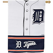 Evergreen Detroit Tigers Jersey House Flag
