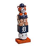 Evergreen Detroit Tigers Tiki Totem