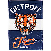 Evergreen Detroit Tigers Vintage House Flag
