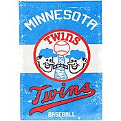 Evergreen Minnesota Twins Vintage Garden Flag