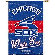 Evergreen Chicago White Sox Vintage Garden Flag