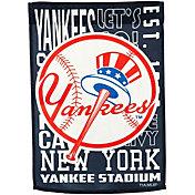 Evergreen New York Yankees Fan Rule Garden Flag