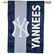 Evergreen New York Yankees Embellish House Flag