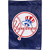 Evergreen New York Yankees Applique Garden Flag