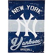 Evergreen New York Yankees Vintage Garden Flag