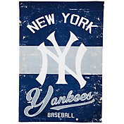 Evergreen New York Yankees Vintage House Flag