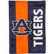 Evergreen Auburn Tigers Embellish Garden Flag
