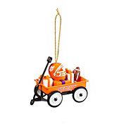 Evergreen Enterprises Clemson Tigers Team Wagon Ornament