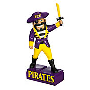 Evergreen East Carolina Pirates Mascot Statue