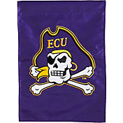 Evergreen East Carolina Pirates Applique Garden Flag