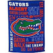 Evergreen Florida Gators Fan Rule Garden Flag