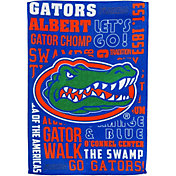 Evergreen Florida Gators Fan Rule House Flag