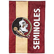Evergreen Florida State Seminoles Embellish Garden Flag