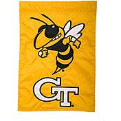 Evergreen Georgia Tech Yellow Jackets Applique Garden Flag