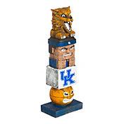 Evergreen Kentucky Wildcats Tiki Totem