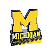 Evergreen Michigan Wolverines Mascot Statue