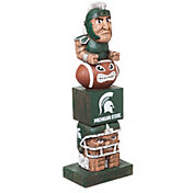 Evergreen Michigan State Spartans Tiki Totem