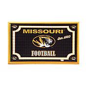 Evergreen Missouri Tigers Embossed Door Mat