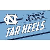 Evergreen University of North Carolina Coir Punch Mat