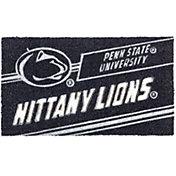 Evergreen Penn State Nittany Lions Coir Punch Mat