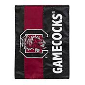 Evergreen South Carolina Gamecocks Embellish House Flag
