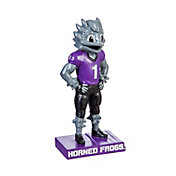Evergreen TCU Horned Frogs Mascot Statue