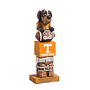 Evergreen Tennessee Volunteers Tiki Totem