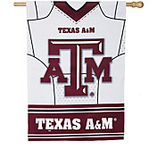 Evergreen Texas A&M Aggies Jersey House Flag