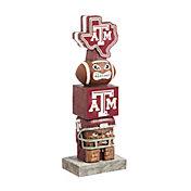 Evergreen Texas A&M Aggies Tiki Totem