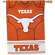 Evergreen Texas Longhorns Jersey House Flag