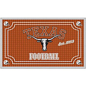 Evergreen Texas Longhorns Embossed Door Mat