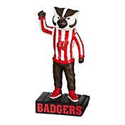 Evergreen Wisconsin Badgers Mascot Statue