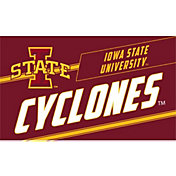 Evergreen Iowa State Cyclones Coir Punch Mat