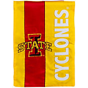 Evergreen Iowa State Cyclones Embellish House Flag