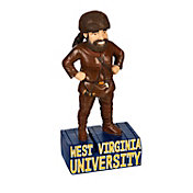 Evergreen West Virginia Mountaineers Mascot Statue