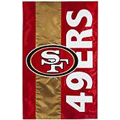 Evergreen San Francisco 49ers Embellish Garden Flag