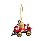 Evergreen Enterprises San Francisco 49ers Team Wagon Ornament