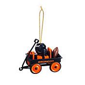 Evergreen Enterprises Denver Broncos Team Wagon Ornament