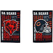 Evergreen Chicago Bears Fan Rule Garden Flag
