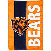 Evergreen Chicago Bears Embellish Garden Flag